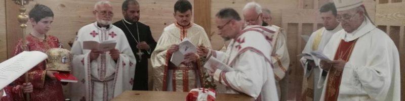 У Лондане асвяцілі беларускую царкву